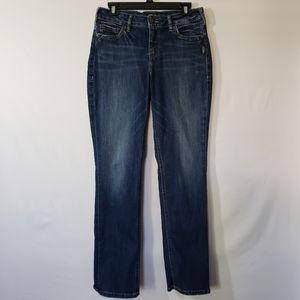 Silver Jeans Co. Avery Strait Leg Jeans 31/32